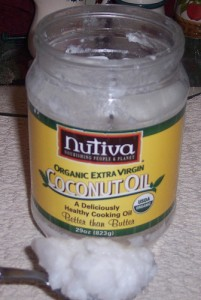 Nutiva's a good enough brand, but I try to remain neutral.