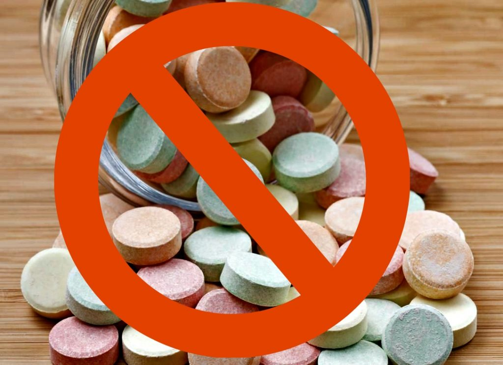 Why Antacids are Not the Solution for Reflux--Mary Vance, NC