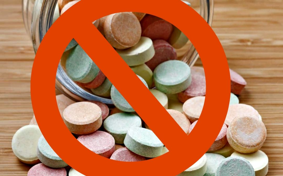 Why Antacids are NOT the Solution for Reflux