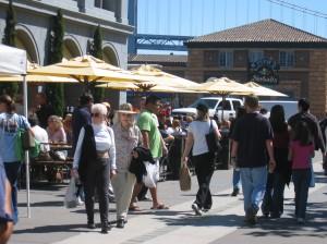 San Francisco Ferry Plaza farmers' market