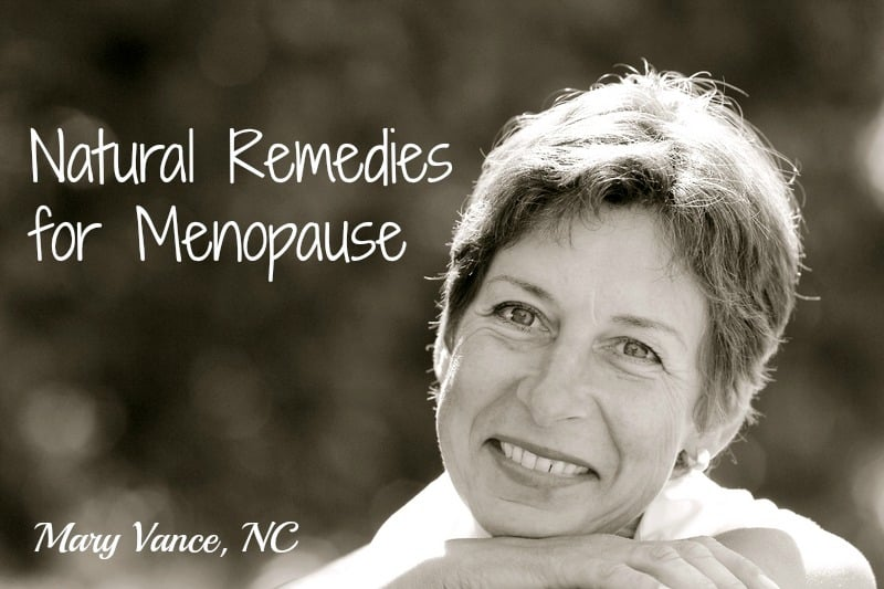 6 Natural Remedies for Menopausal Symptoms