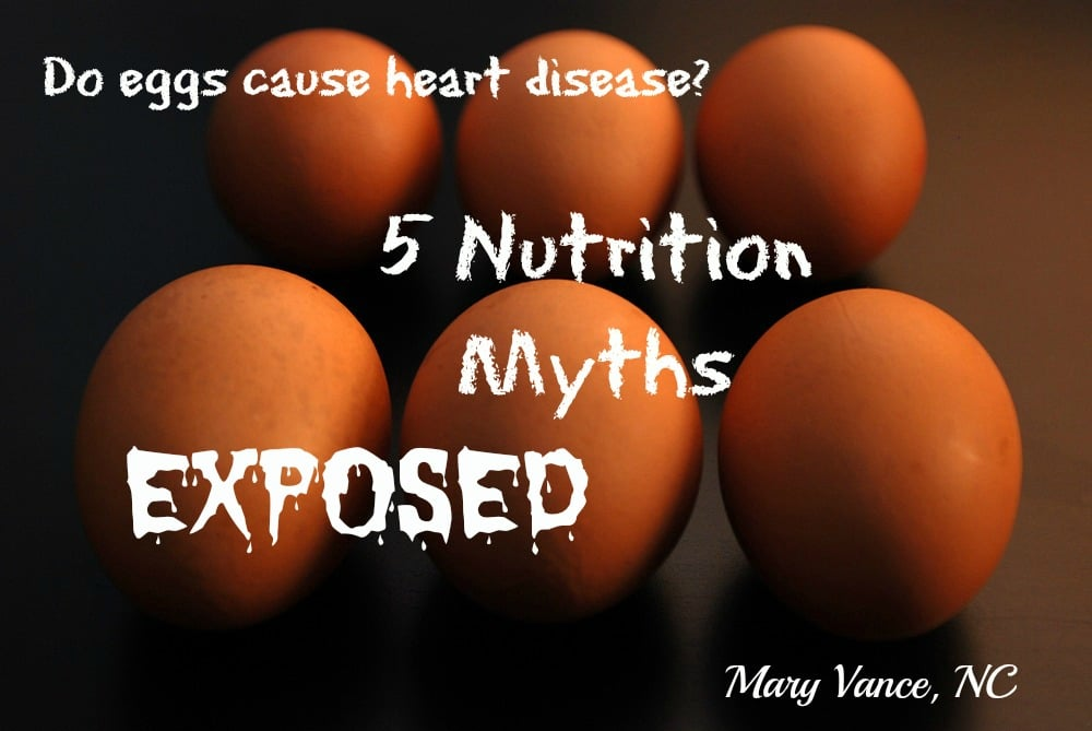 Five Nutrition Myths Exposed