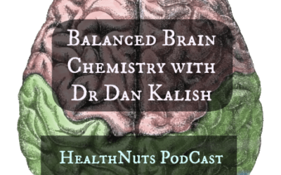 PodCast 20: Brain Chemistry with Dr. Dan Kalish