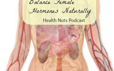 PodCast 11: Hormones & Women's Health