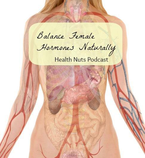 PodCast 11: Hormones & Women's Health with Dr. Kalish