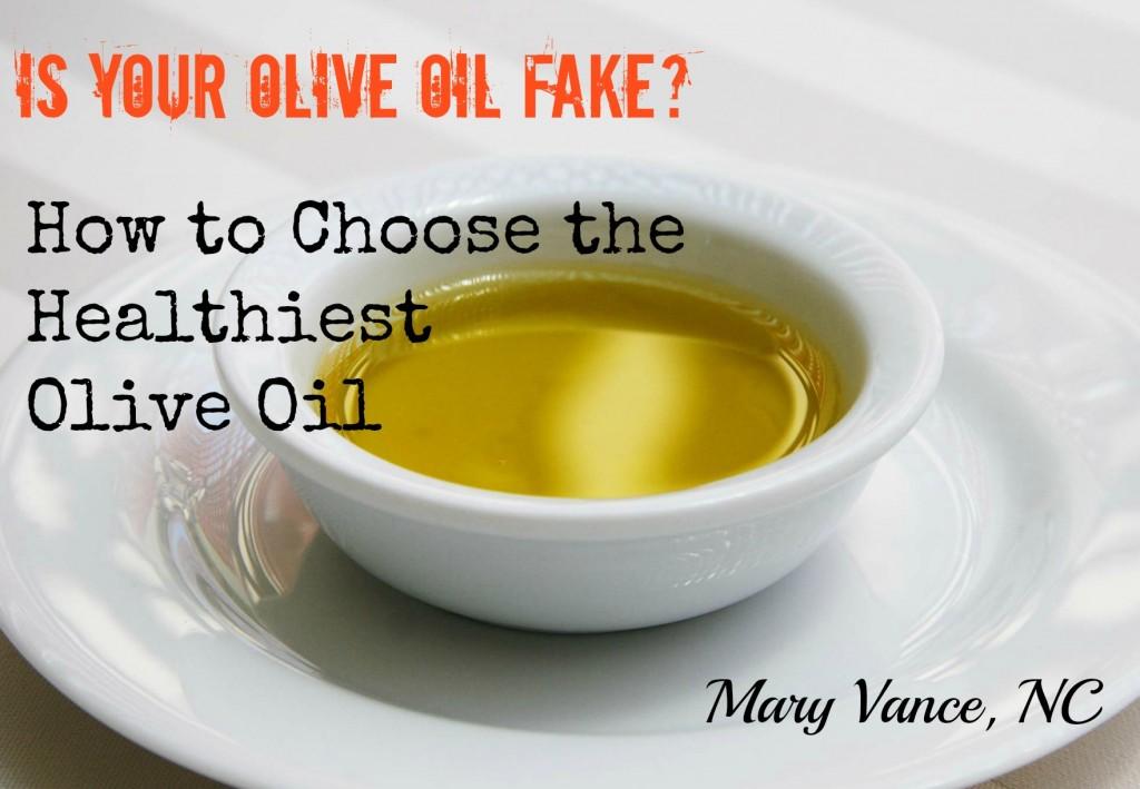 extra virgin olive oil bad
