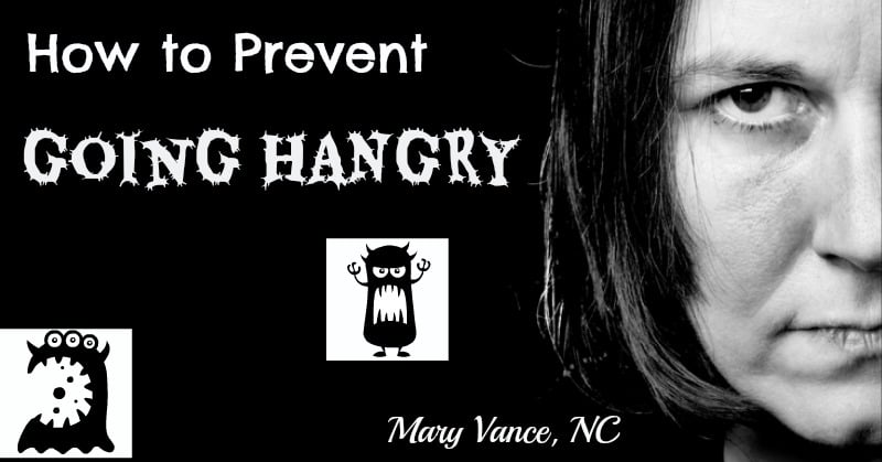 How to Prevent the HANGRY: Low Blood Sugar