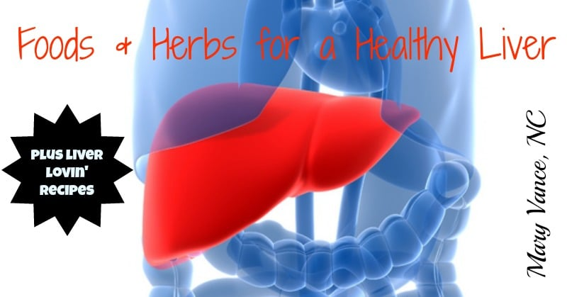 Foods and Herbs for a Healthy Liver