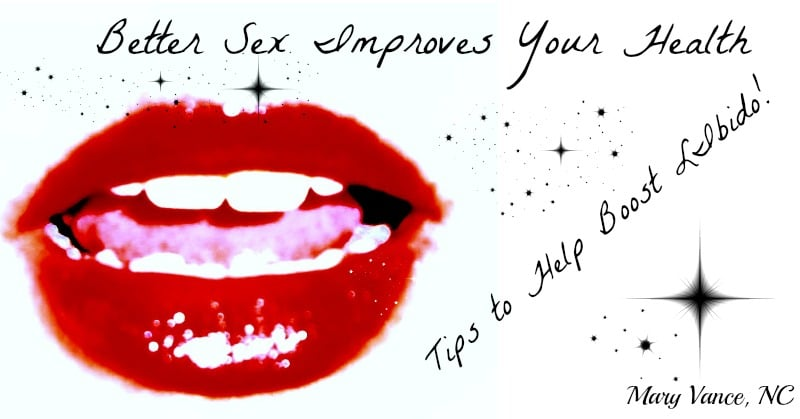 How Better Sex Improves Your Health (Includes Tips Galore!)