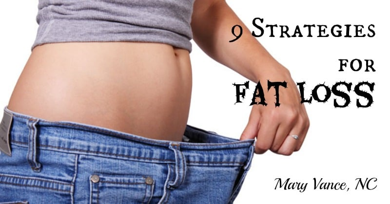 9 Strategies for Fat Loss