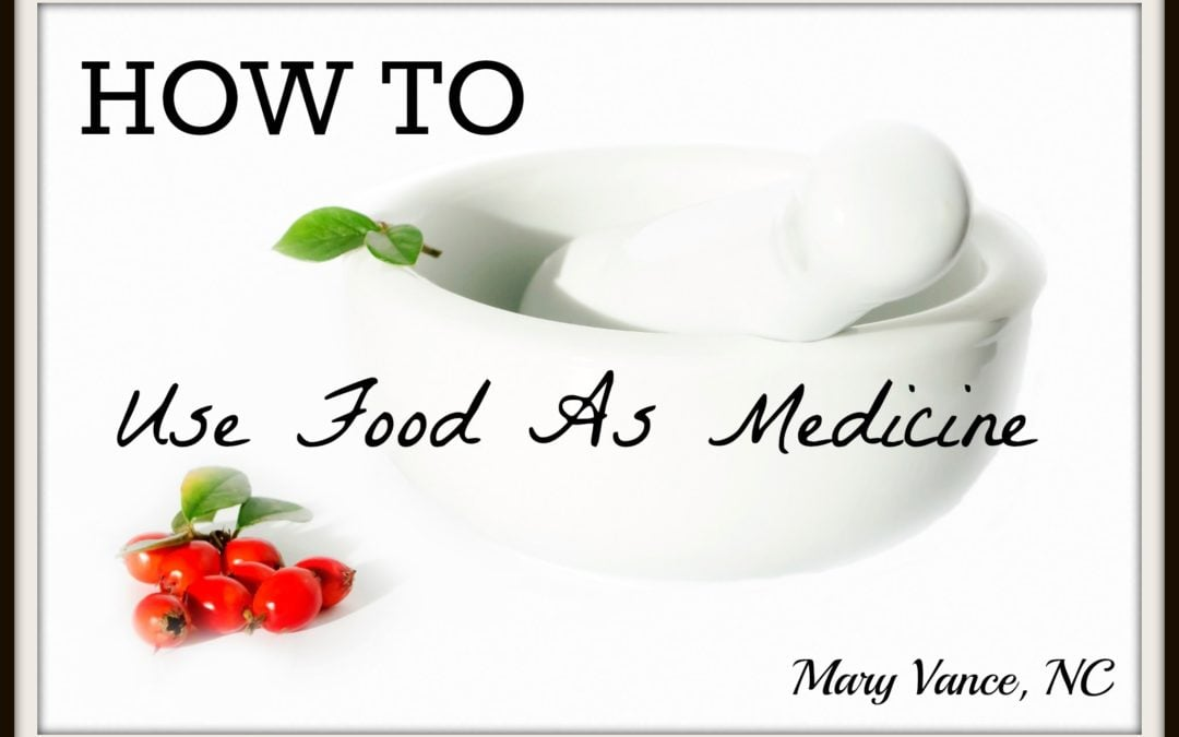 How to Use Food as Medicine
