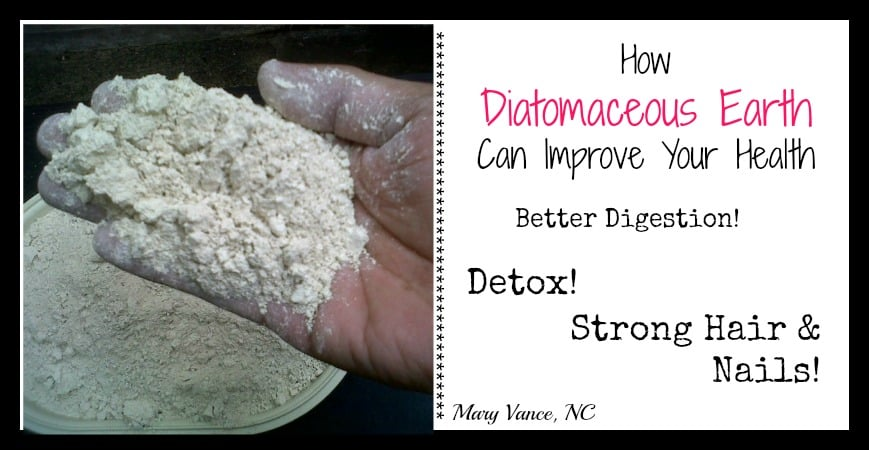 How Diatomaceous Earth Can Improve Your Health