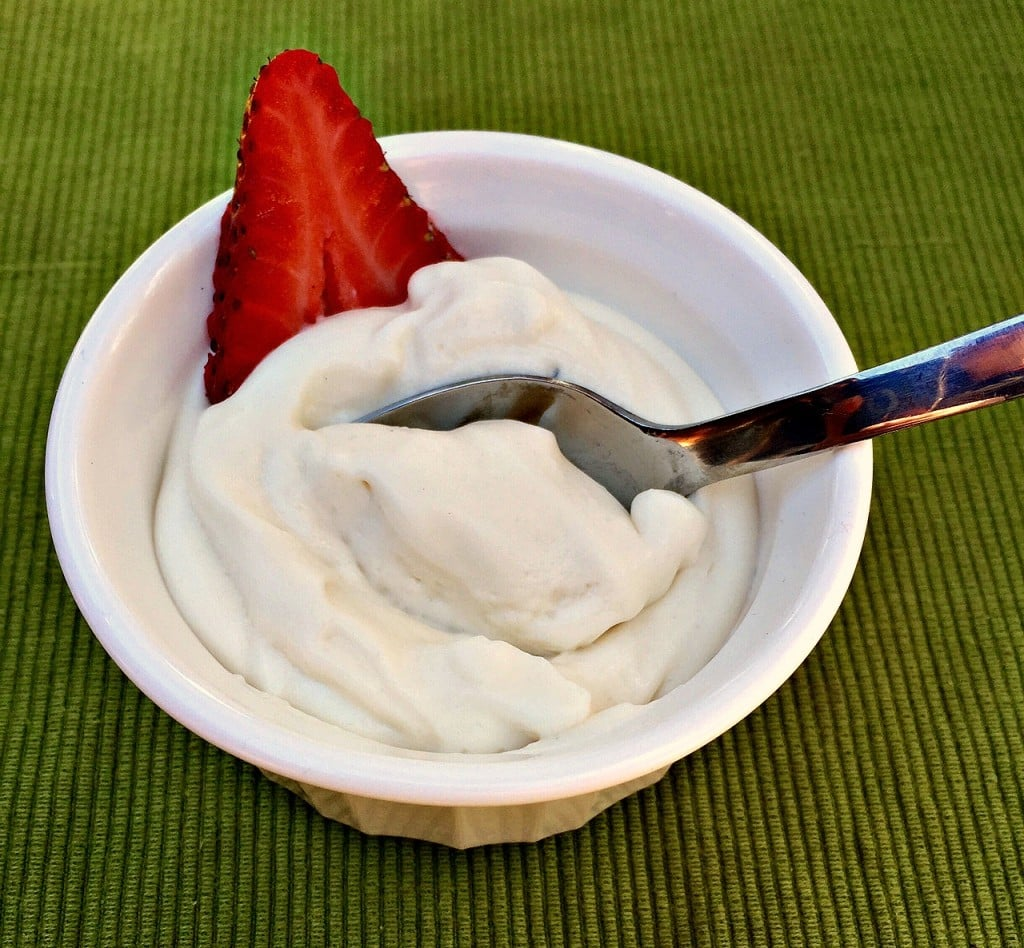 how to make yogurt with uht milk