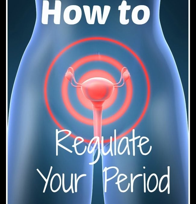 Irregular Cycles? How to Regulate Your Period
