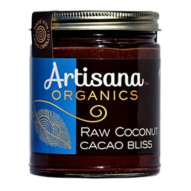 Artisana Organic Raw Cacao Coconut Butter