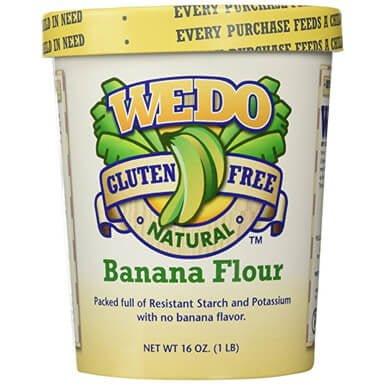 WEDO Banana Flour