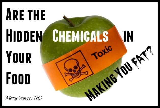 Are the Hidden Chemicals in Your Food Making You Fat?--Mary Vance, NC