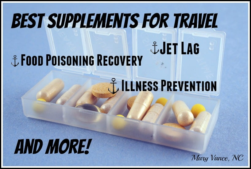 Best Supplements for Travel