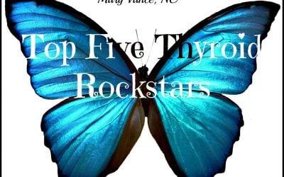 Five Thyroid Rockstars