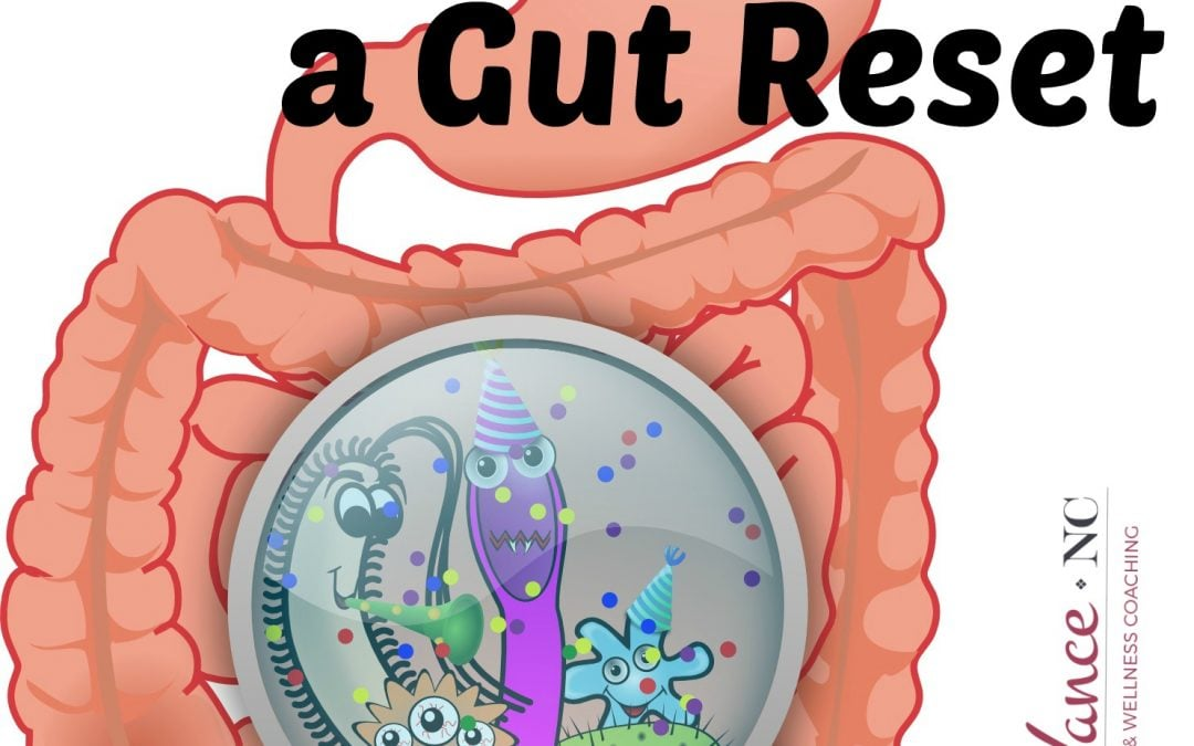 Why You Need a Gut Reset (Includes Free Diet CheatSheet)