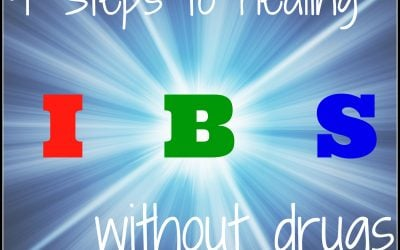 4 Steps to Healing IBS without Drugs