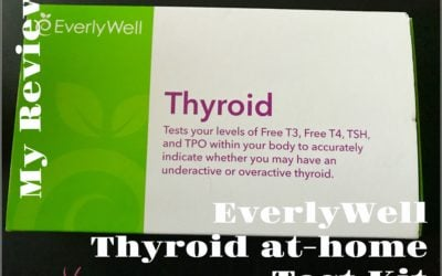 EverlyWell At-Home Thyroid Test Review (with Discount for You!)
