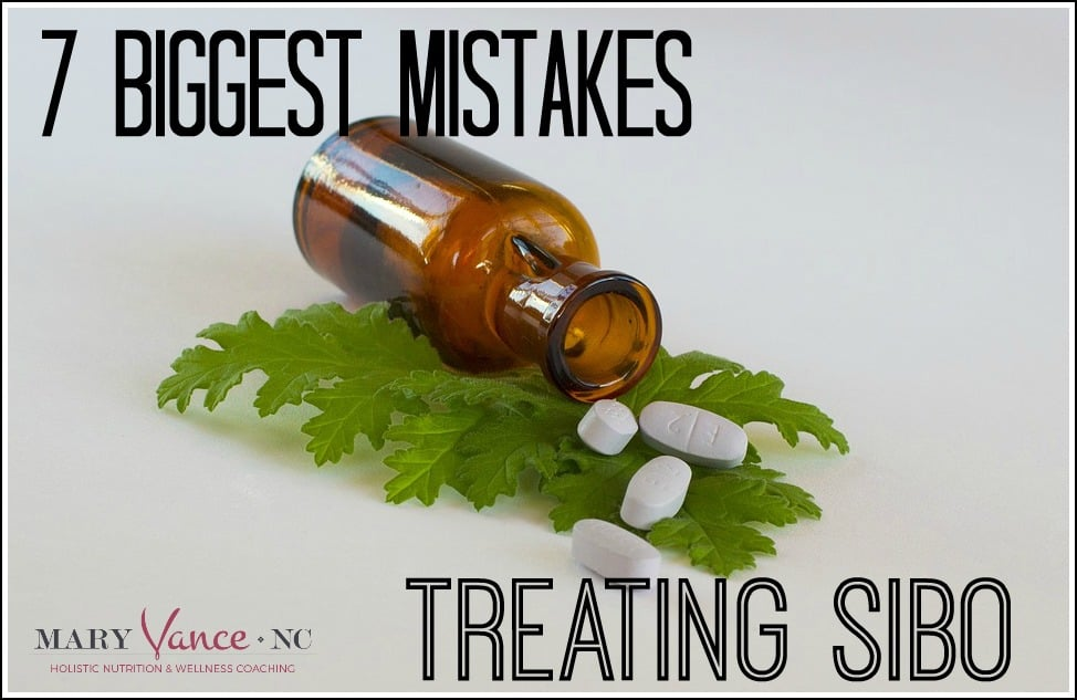 7 Biggest Mistakes When Treating SIBO