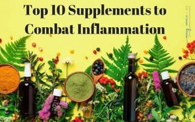 Top 10 Supplements to Combat Inflammation